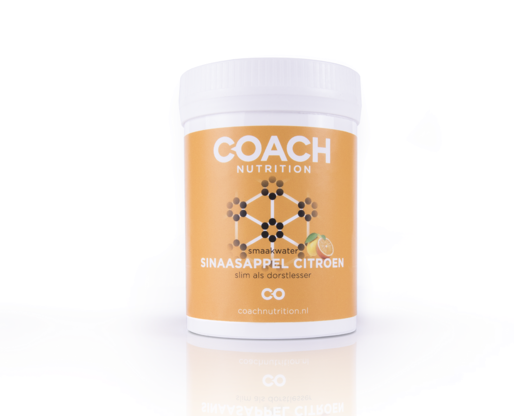 drinkmix orange van Coach Nutrition