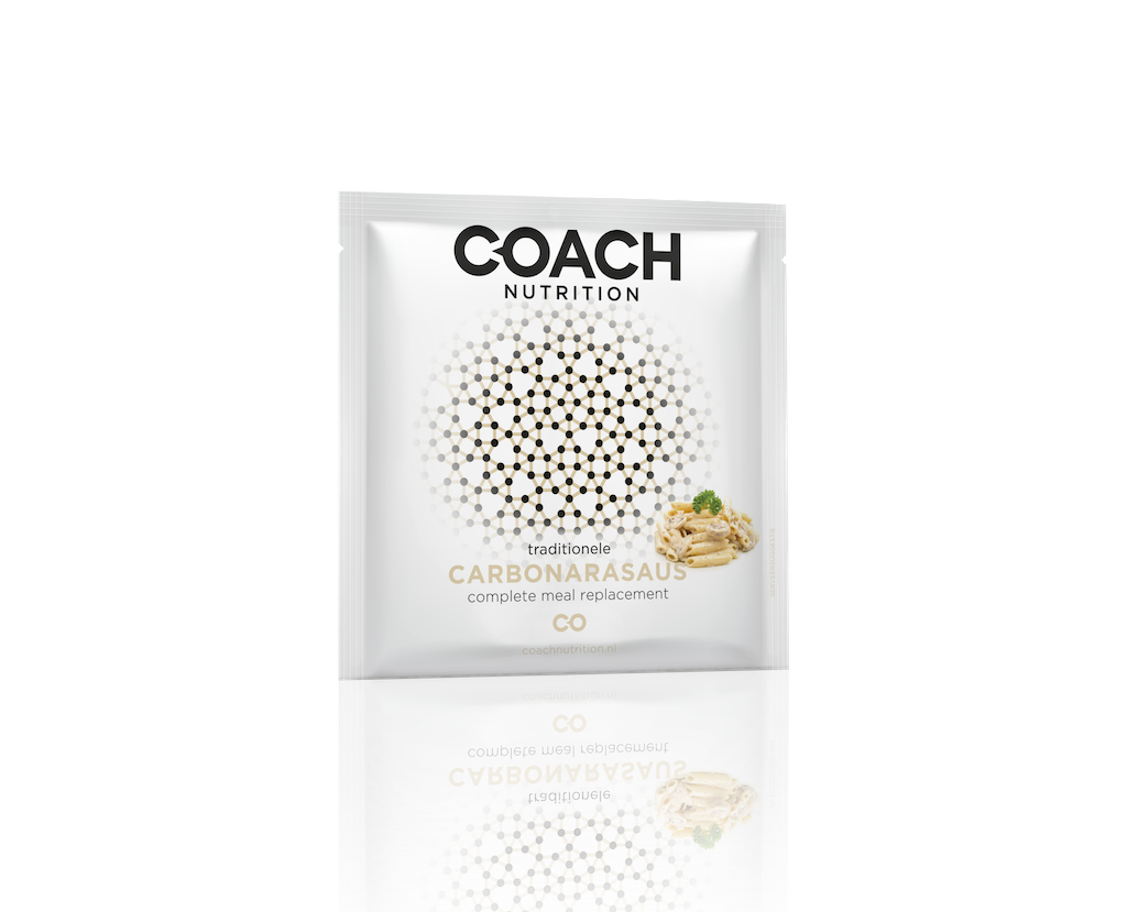 Carboarasaus van Coach Nutrition