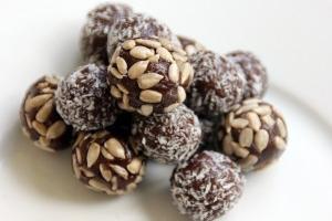 cacao balletjes