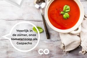 gazpacho van Coach Nutrition