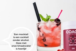 mocktail: een alcoholvrije cocktail